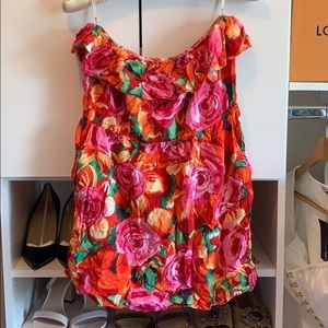 Other - Floral Coverup with Pockets